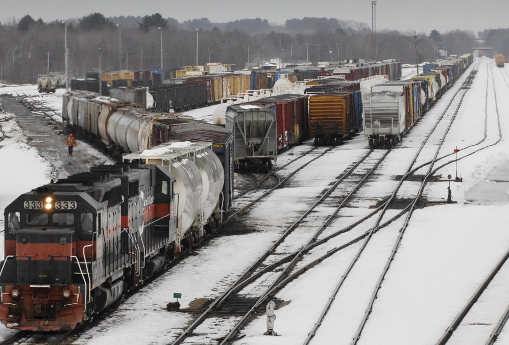 Propane moves into Maine by rail, so Rigby Yard would appear to be the logical place for a propane distribution hub, but neighborhood concerns are trumping regional needs.