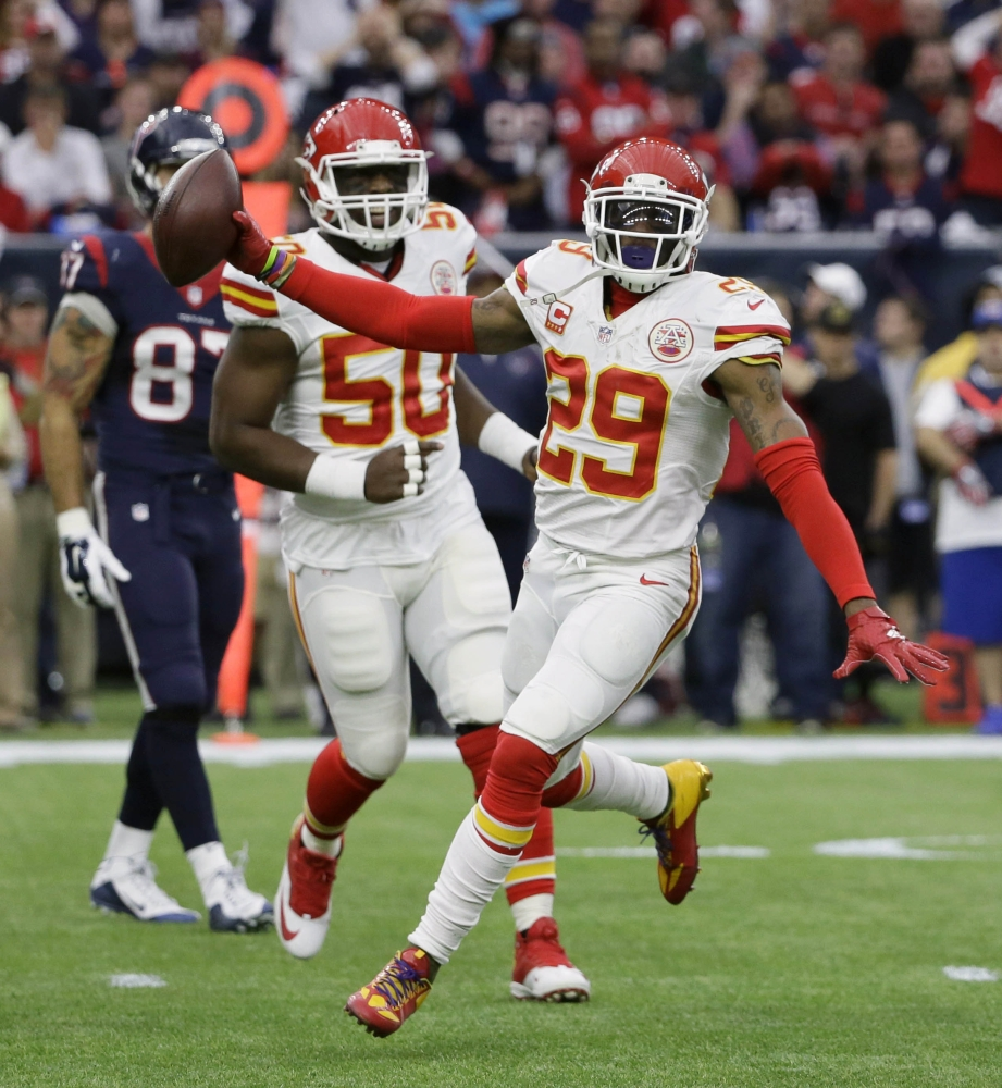 No free passes from Chiefs this year - Portland Press Herald