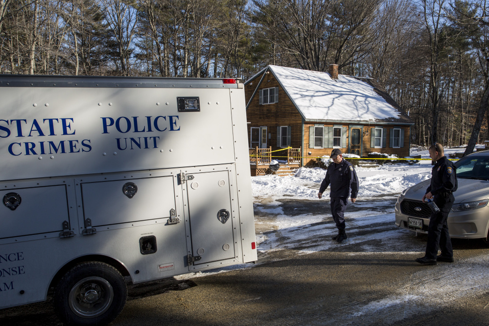 Police have not brought charges in Thursday's shooting of a Windham woman, but have not characterized the shooting as an accident. A lack of information has left former neighbors of Alicia Gaston  puzzled.