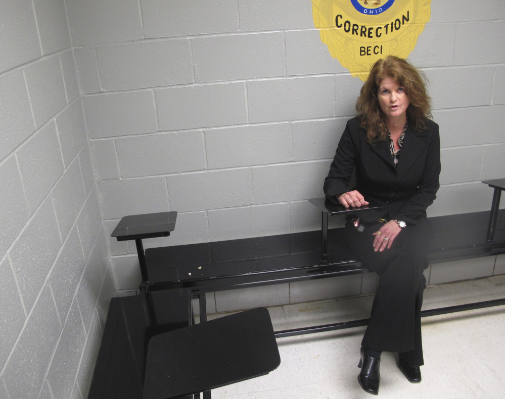 Michele Miller, a prison warden in St. Clairsville, Ohio, says there has been a decline in the number of inmates sent to solitary confinement thanks to reforms at her institution.