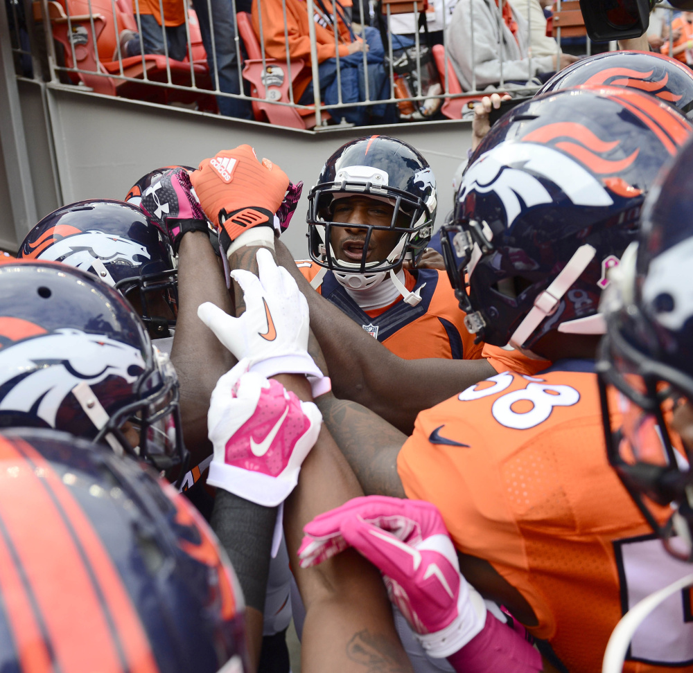 Broncos cornerback Aqib Talib feels like Denver did not take Indianapolis seriously in the divisional round last season, and it cost the Broncos in a 24-13 loss. Talib says Denver is focused on the Steelers, not the following opponent or other opportunties.