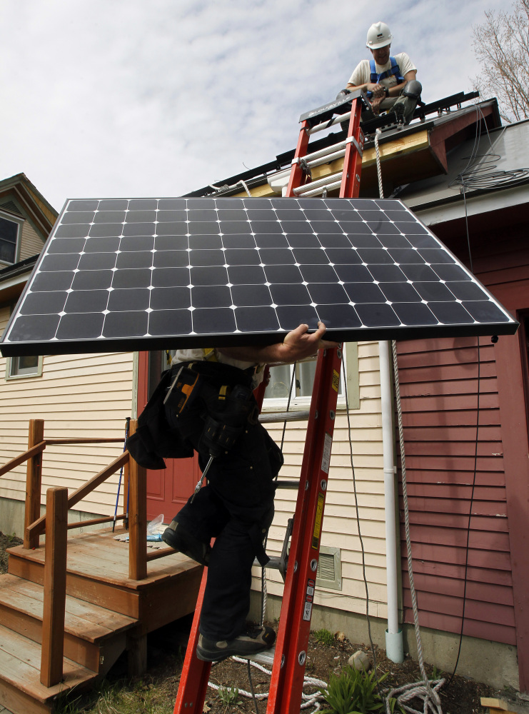 The Vermont attorney general's office issued a warning letter to solar industry players in December, saying some could face penalties for deceptive advertising if they are not clear when consumers are buying electrons but not environmental benefits.