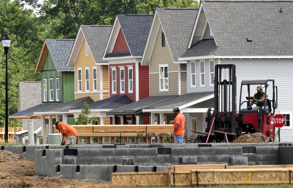 """Though sales and construction have yet to rebound fully from the Great Recession bust, housing is """"finally moving at a much faster pace than the economy,"""" says one expert."""