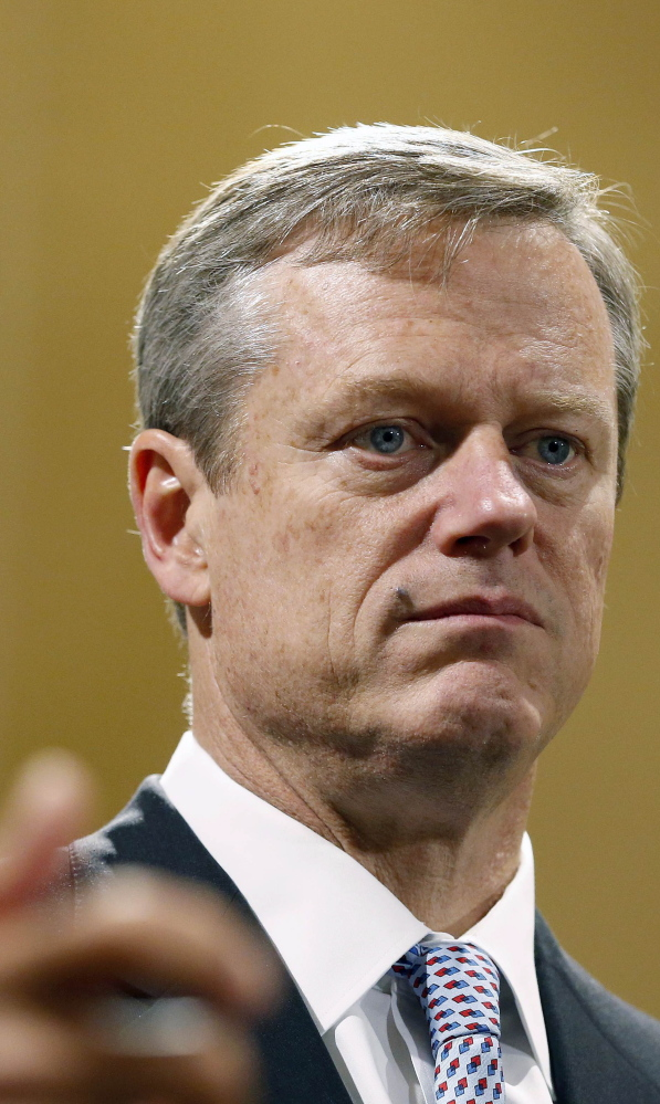 Mass. Gov. Baker signs law requiring equal pay for ...