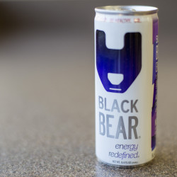 Black Bear energy drink Gabe Souza/Staff Photographer