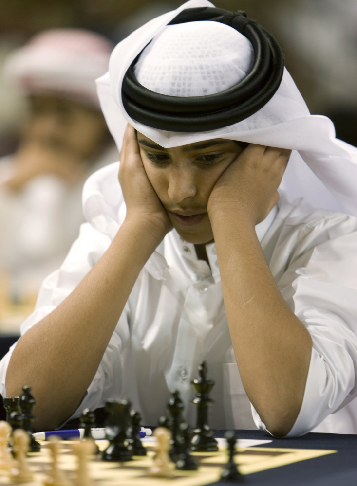 The statement denouncing chess by the Saudi top cleric is not seen as a formal ban on playing chess. Muslims, who introduced chess to Europe, have been playing the game since the 7th century in Persia.