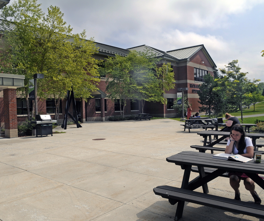 The University of Maine at Augusta recently received a $395,890 federal grant to help low-income students.