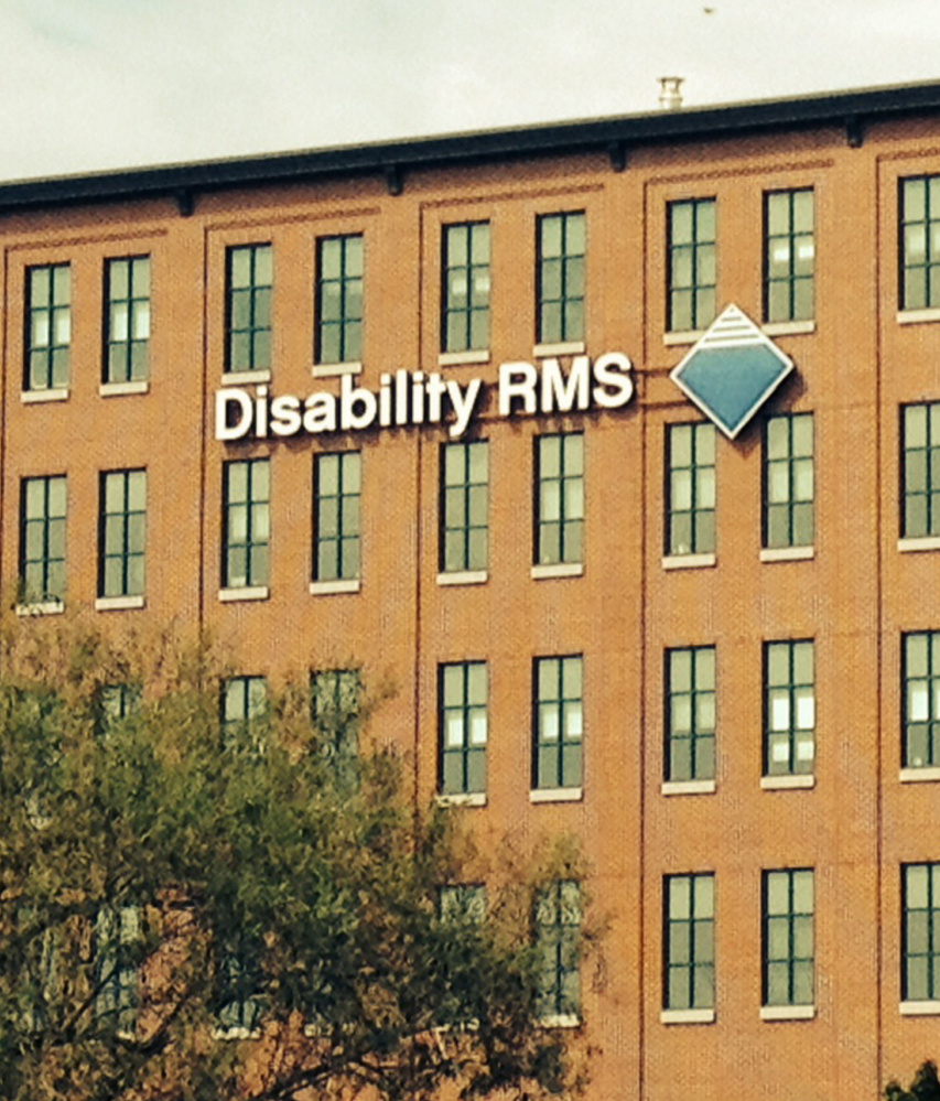 One of Westbrook's largest employers, Disability RMS is relocating to South Portland.