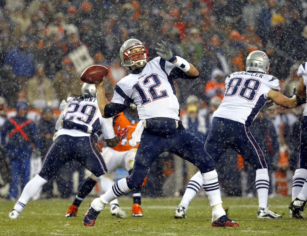 Patriots Beat: Why New England will win - Portland Press ...
