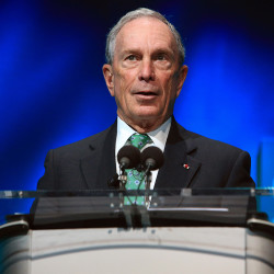 Former New York Mayor Michael Bloomberg has said he would run for president as an independent if Donald Trump and Bernie Sanders are nominated.