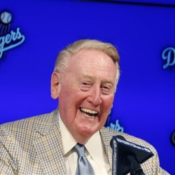 The Los Angeles City Council on Friday voted unanimously to rename Elysian Park Avenue as Vin Scully Avenue for the Dodgers' announcer who will begin his final season behind the microphone in April. The Associated Press