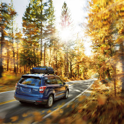 The 2016 Subaru Forester XT. (Subaru)