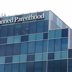 This Oct. 22, 2015, photo shows a Planned Parenthood in Houston. A grand jury investigating undercover footage of Planned Parenthood found no wrongdoing Monday, Jan. 25, 2016, by the abortion provider, and instead indicted anti-abortion activists involved in making the videos that targeted the handling of fetal tissue in clinics and provoked outrage among Republican leaders nationwide. The footage from the clinic in Houston. (Melissa Phillip/Houston Chronicle via AP) MANDATORY CREDIT