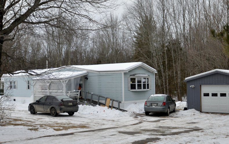 Kayla Stewart has been charged in the death of her newborn son, whose body was found in the garage at her Norridgewock Road, Fairfield, home this month.