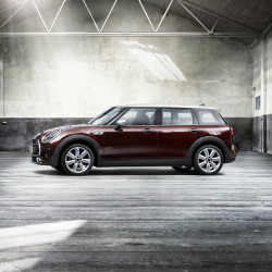 The 2016 Mini Clubman has been resdesigned, and is larger and roomier. (Daniel Kraus/Courtesy Mini USA/TNS)