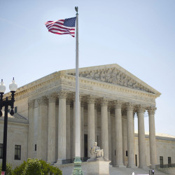 FILE - In this June 30, 2014 file photo, the Supreme Court building in Washington. The Associated Press