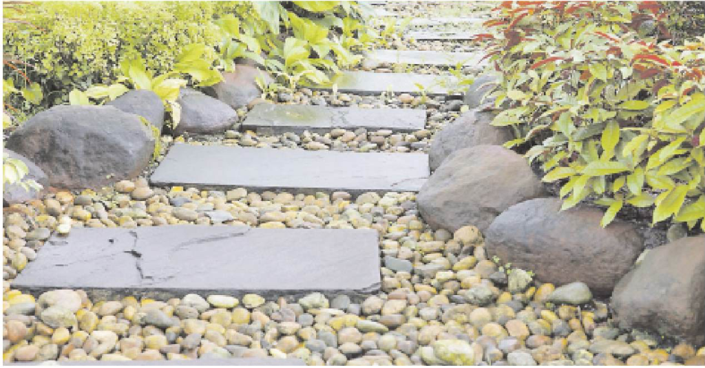 Stone Anchors The Garden In E Mood Style And Many Ways