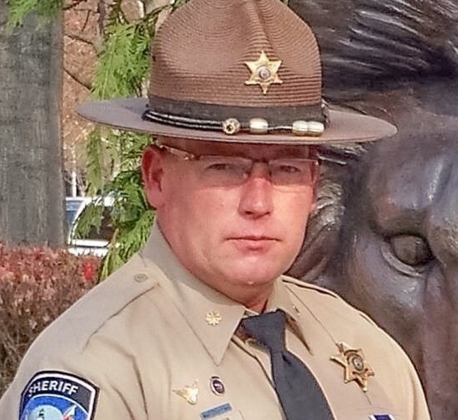 Ken Mason, chief deputy in the Lincoln County Sheriff's Office.