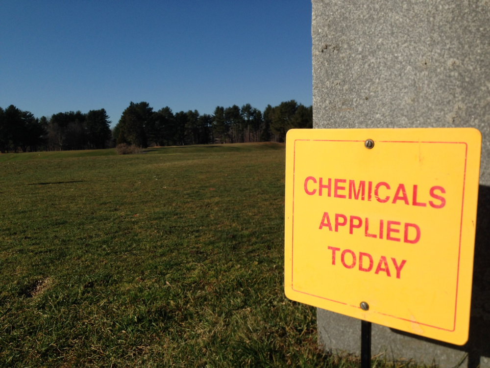 The city-owned Riverside Golf Course in Portland budgeted $25,000 for synthetic pesticides in 2015, according to a recently released Portland Protectors report.