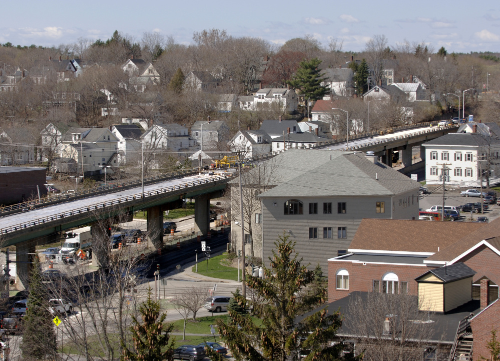 Bath Viaduct Replacement Project Set To Begin In May The