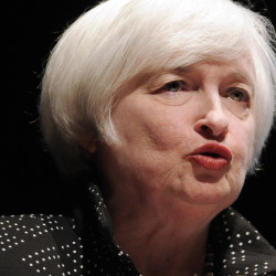 The Associated Press In this Thursday, Sept. 24, 2015, file photo, Federal Reserve Chair Janet Yellen speaks on inflation dynamics and monetary policy at the University of Massachusetts, in Amherst, Mass.
