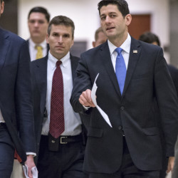 Speaker Paul Ryan is hoping to quickly move spending bills through the House this year in an effort to show that Republicans can effectively handle the basic responsibilities of governing.