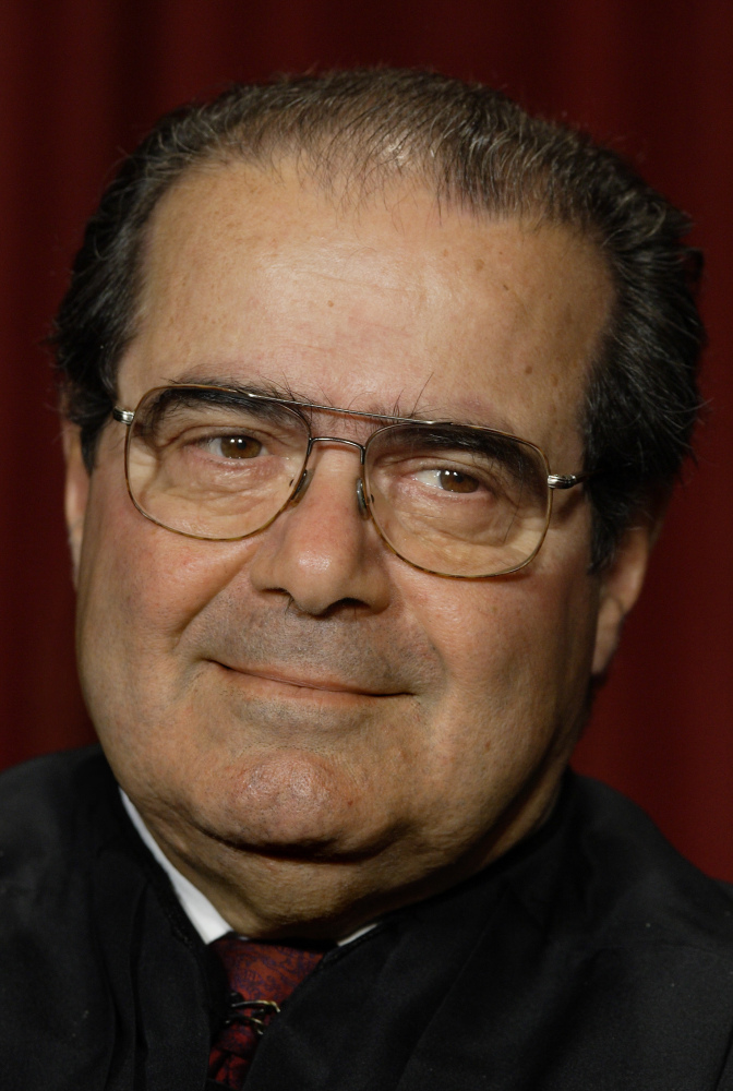 Justice Scalia had a history of heart trouble, says judge who declined autopsy/A2