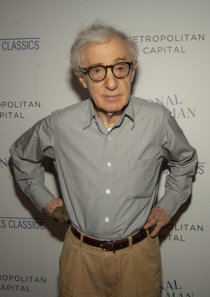 Amazon has acquired Woody Allen's latest movie, a romantic comedy set in the 1930s that was shot in New York and Los Angeles. The Associated Press
