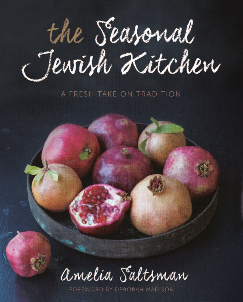 """""""The Seasonal Jewish Kitchen: A Fresh Take on Tradition"""" offers exciting – yes, exciting! – takes on Jewish meals."""