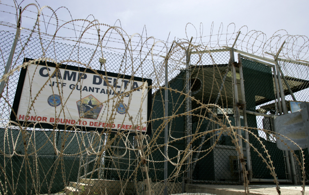 Congress required President Obama to submit a plan to close the Guantanamo prison, even though many Democrats and Republicans alike oppose moving detainees to the U.S.