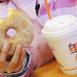 Dunkin' Brands expects up to 2 percent sales growth in 2016 at Dunkin' Donuts stores in the U.S. and up between 1 percent and 3 percent growth at Baskin Robbins stores..The Associated Press