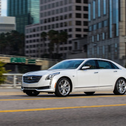 The 2016 Cadillac CT6. (Jim Fets/Cadillac)