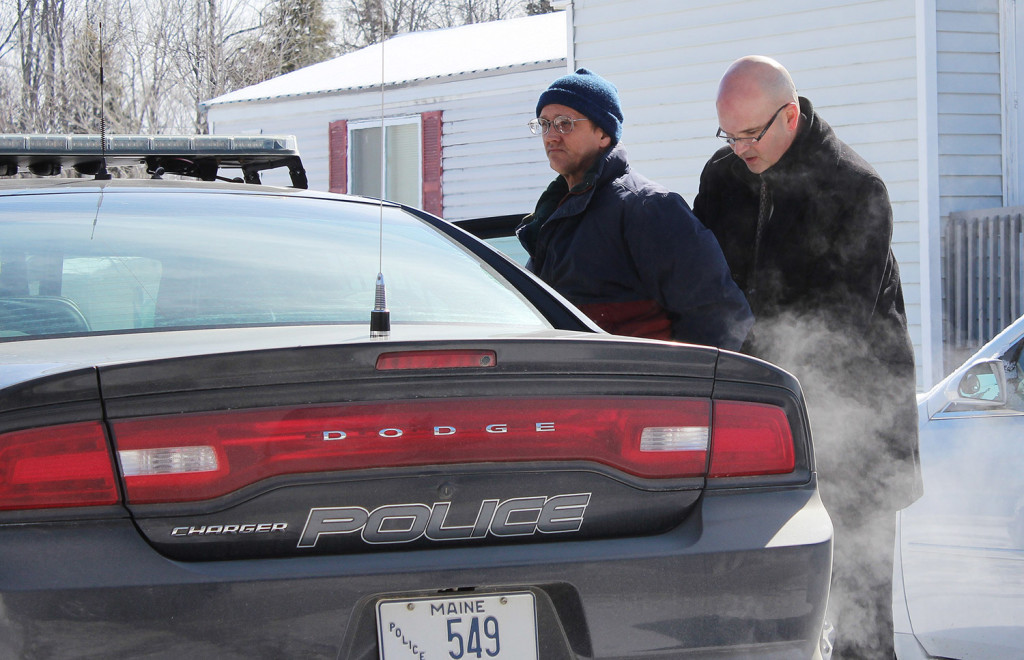 Maine State Police arrest Philip Scott Fournier, 55, of East Millinocket in connection with the killing of 16-year-old Joyce McLain in the summer of 1980.