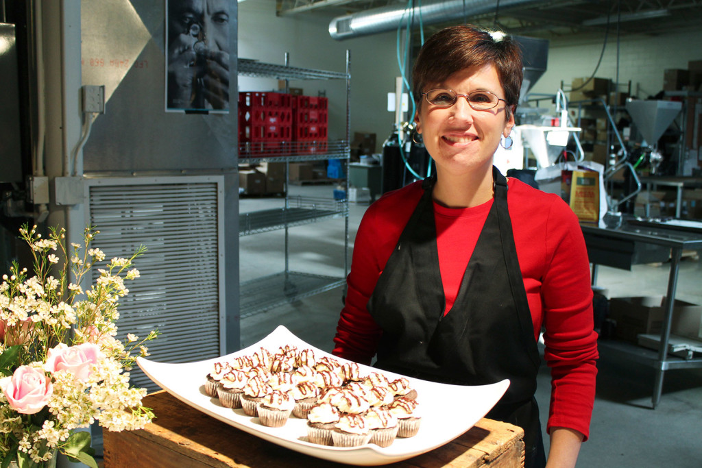 Stacy Begin, owner of Two Fat Cats Bakery, is ready to expand to South Portland.