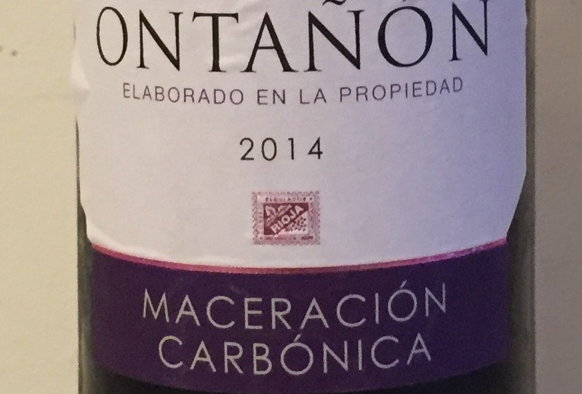Ontañon Rioja Maceración Carbónica 2014 ($14) is alive and joyful, rife with black and red berry flavors.