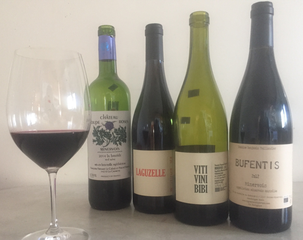 Minervois makes standout wines that will bring warmer thoughts for the spring thaw.