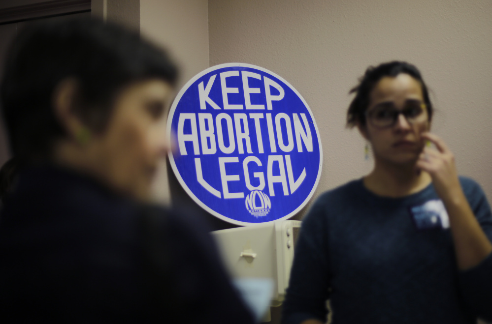 Texas legislation that requires all abortion facilities to meet heightened requirements is being challenged in the Supreme Court by Whole Woman's Health of San Antonio.