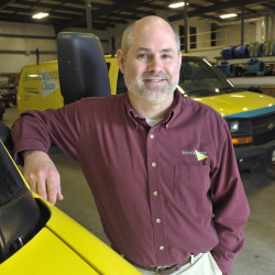 "Some of Carl Carlson's ServiceMaster cleanup workers will appear on the March 13 episode of ""Hoarders."""