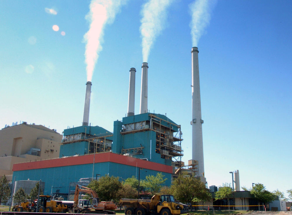 Coal-burning power plants are the biggest single source of man-made mercury. The Supreme Court Thursday let a rule cutting pollution remain in effect while a legal battle continues.