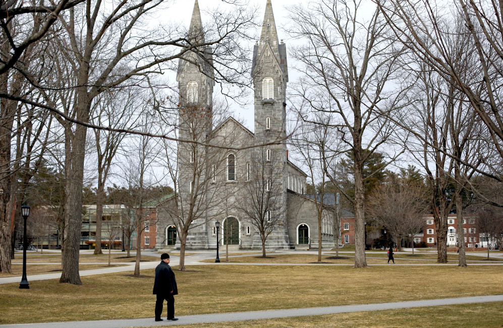 Two members of Bowdoin Student Government face impeachment for attending attending a fiesta-themed