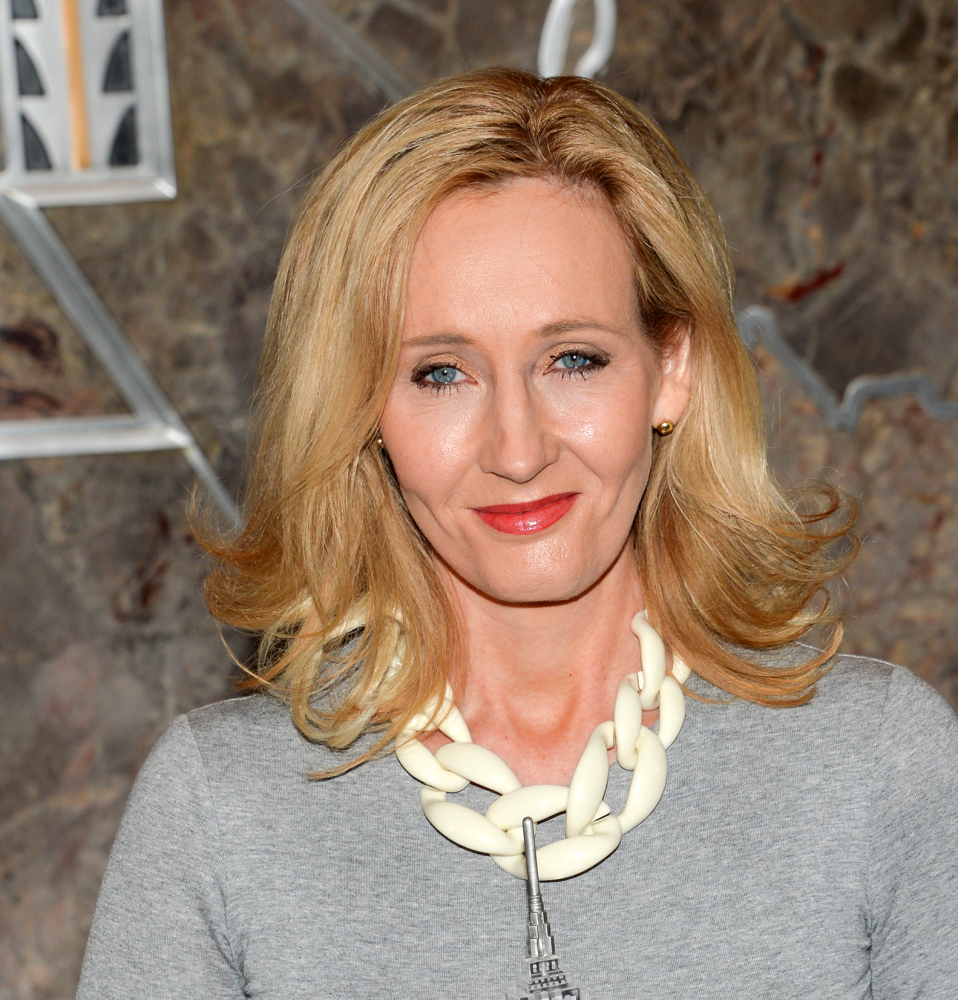 """""""Harry Potter"""" author J.K. Rowling has launched a series called """"The History of Magic in North America."""""""