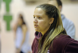 Amy Vachon says her promotion to UMaine's associate head coach won't change the way she approaches her job.