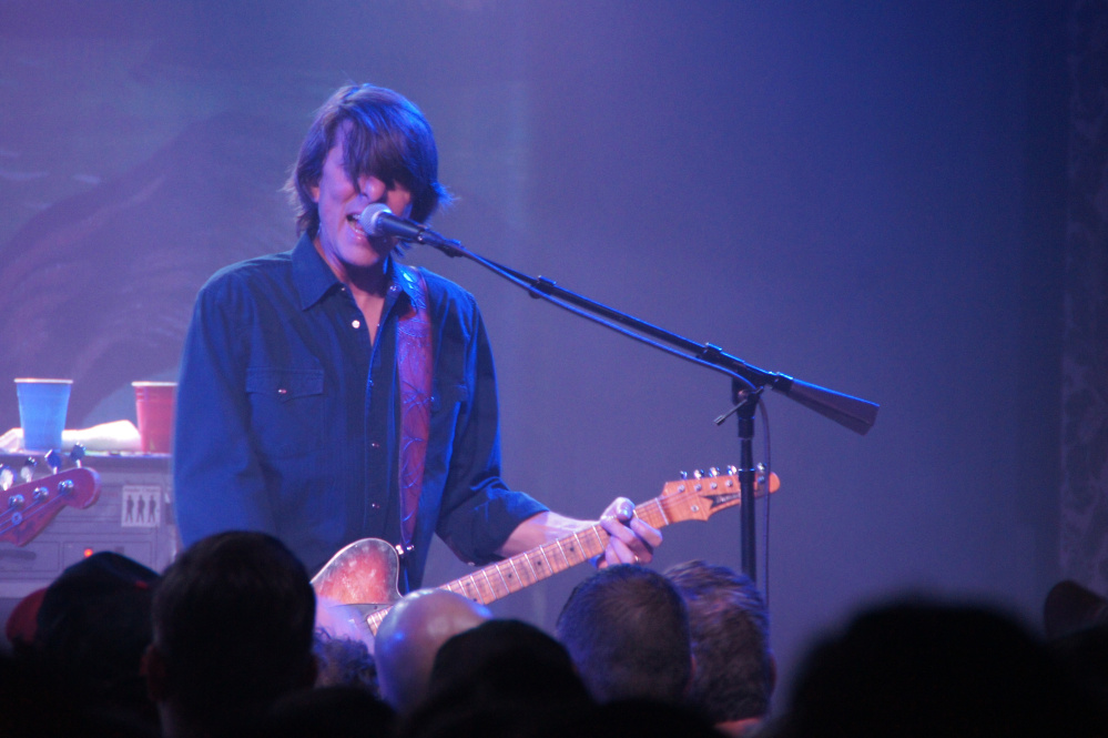 Mike Cooley of the Drive-By Truckers at Port City Music Hall on March 10. Photo by Robert Ker