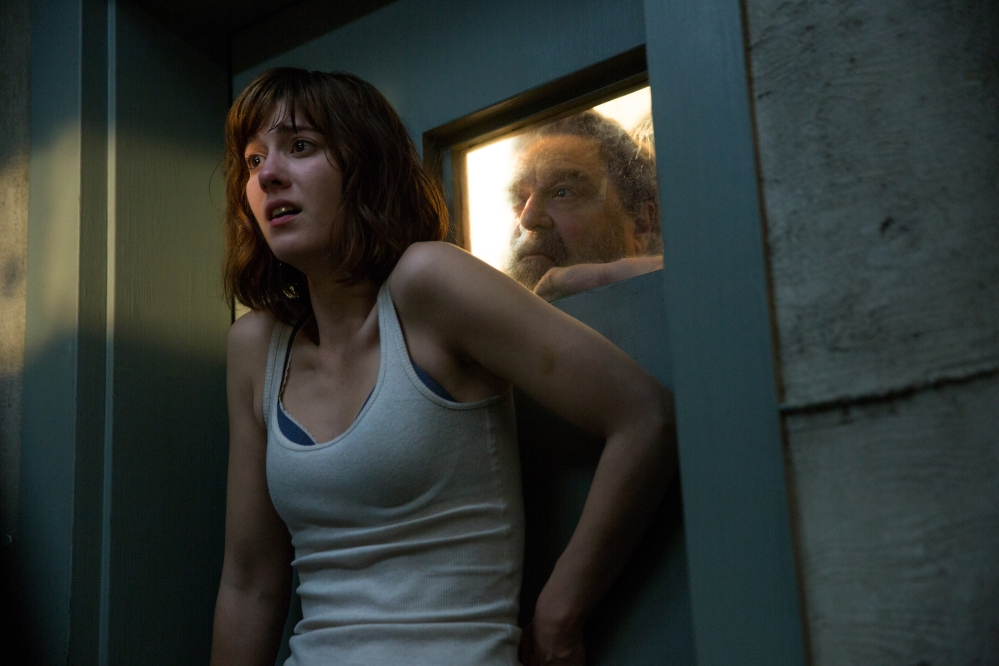 """10 Cloverfield Lane' is the spiritual successor to 2008's ""Cloverfield."""