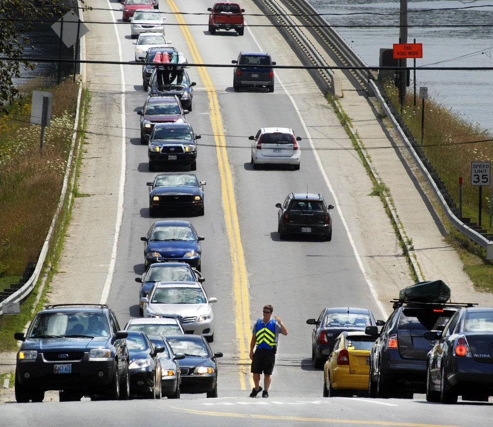 State Drops Route 1 Bypass Plan For Wiscasset