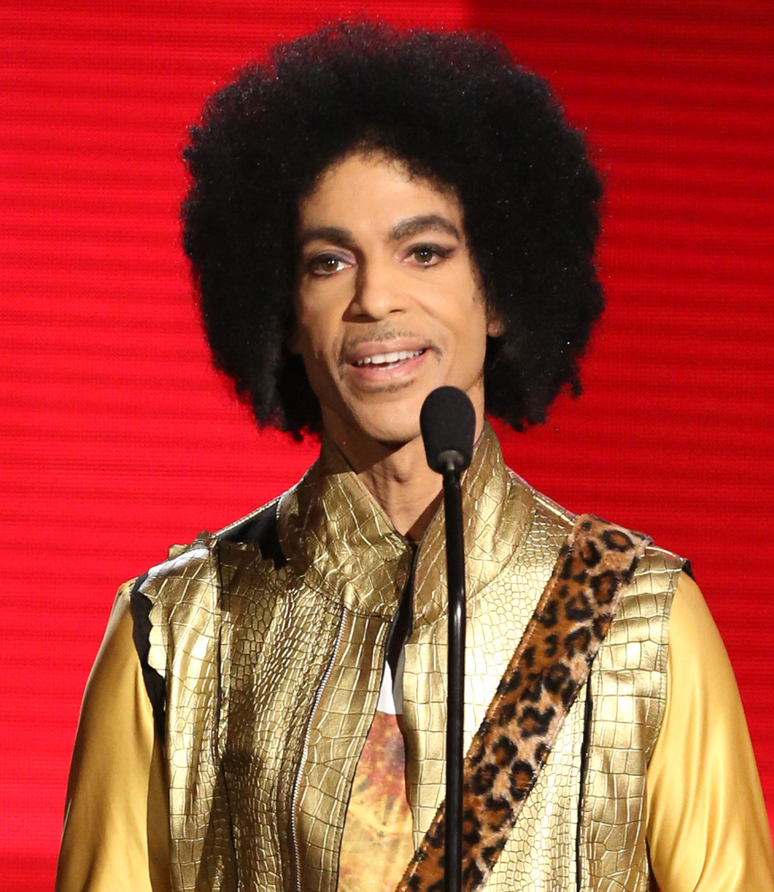 "Prince says he's working on a memoir after Spiegel & Grau made him ""an offer I can't refuse."""