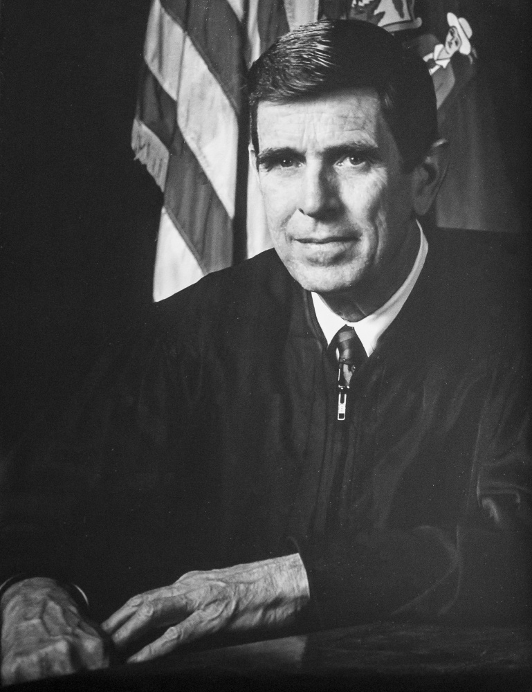 Justice William S. Brodrick, a longtime Maine Superior Court judge whose love of the job drew him back to the bench after his retirement, died this month at his winter home in Sarasota, Florida. He was 81.