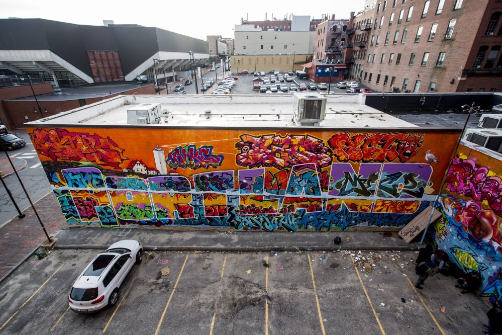 The proposed expansion would demolish the nightclub's well-known graffiti wall, but the owners say they'll dedicate another wall for artists on the north side of the property.