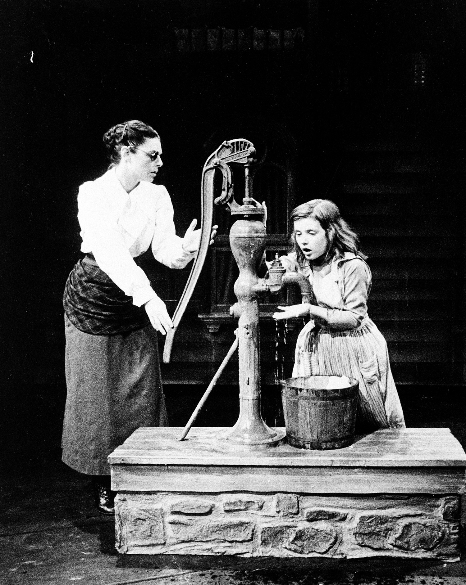the miracle worker annie sullivan For some of us, hearing the phrase the miracle worker brings to mind the story of anne sullivan and helen keller in many ways, this story parallels the work that god is doing with all.