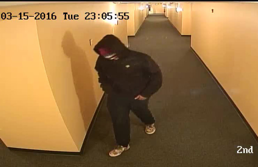 Portland police are searching for a suspect in a fatal shooting at Shalom House. Photo courtesy Portland Police Department
